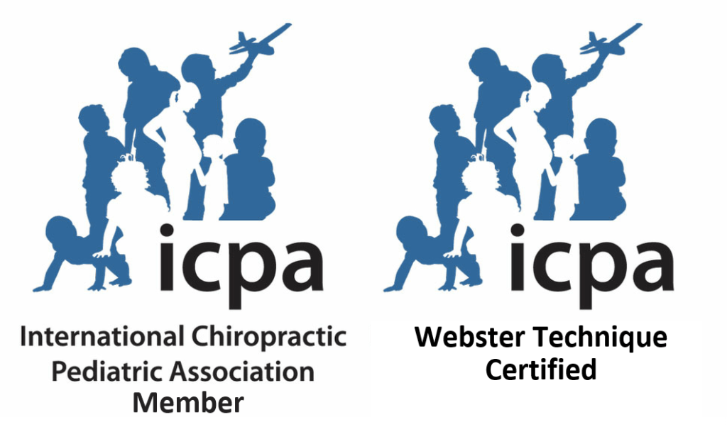 International Chiropractic Pediatric Association Member logo
